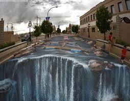 33 Mesmerizing 3d Sidewalk Chalk Art That Will Melt Your Brain