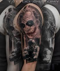 татуировка джокер значение фото и эскизы тату джокера