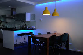 coved ceiling lighting. Upgraded Lighting Installation With A 6 Meters Cove - Photograph Philippe Regnier Coved Ceiling