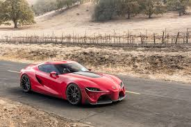 Toyota Invigorates Design with FT-1 Concept Debut in Detroit ...