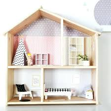 ikea doll furniture. Wall Decal For The Dollhouse Pink Grey Like This Item Ikea Doll Furniture Review