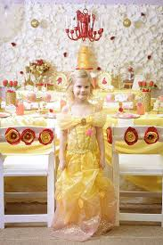 Belle Birthday Decorations Birthday Party Ideas Blog BEAUTY AND THE BEAST INSPIRED 48
