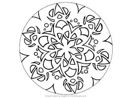 Mandala Coloring Sheets Free Printable Animal Mandala Coloring Pages