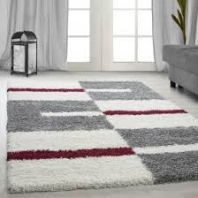 modern rug patterns. Thick Shaggy Rug Modern Patterns