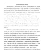 tartuffe essay on moderation in the play tartuffe moliere  7 pages lit research paper