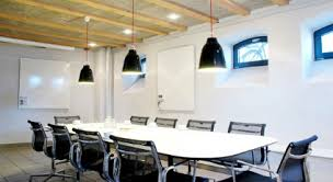 lighting in an office. how good is your business center lighting in an office