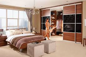 walk in bedroom closet design ideas