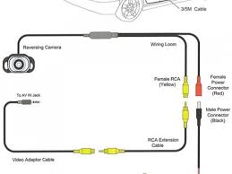wiring diagram for reverse camera the wiring diagram reverse light wiring diagram for toyota hilux reversing camera wiring diagram