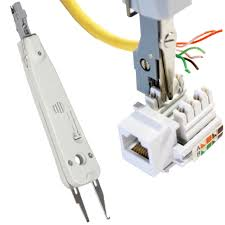 double rj45 cat5 wall socket thatcable com idc punch down tool cat5 rj11 network keystone krone
