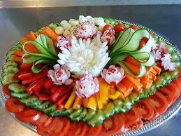How To Decorate Salad Tray Food Decoration Salad Decoration Salad Pakistani salad 3