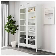 mind boggling white glass door cabinet regissr glass door cabinet white x cm ikea