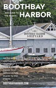 Boothbay Harbor Tide Chart Boothbay Harbor 2019 Guide By Naretiv Issuu