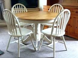 shabby chic round dining table dining room table and chair sets shabby chic dining table and