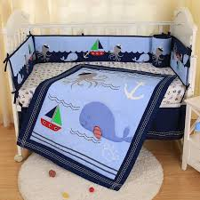 nautical crib bedding sets with pers
