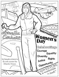 Download coloring sheets to and let your kids' creativity flow. 15 Free Printable International Women S Day Coloring Pages