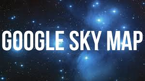 google sky map  free planetarium app for android  youtube