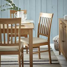 dining room chairs john lewis john slat back dining chair oak at johncom glass