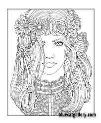 beautiful girl coloring pages. Fine Girl Color Me Beautiful Women Of The World Coloring Book  Victorian Lace More For Beautiful Girl Pages