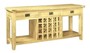 sofa table with wine storage. Sofa Table With Wine Rack Console  Storage Freestanding Kitchen Sofa Table With Wine Storage