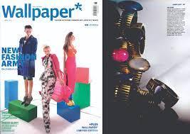 Wallpaper Magazine THAI EDITION,April ...