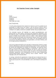 Sample Of Application Letter For Secondary Teacher With No