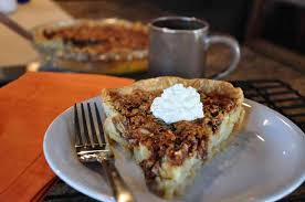 allen smith s ermilk pecan pie from seasonal recipes from the garden cookbook i had this today at a luncheon with p allen smith on a tour of his