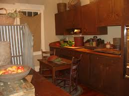 Primitive Kitchen Furniture Kitchen Design Small Primitive Kitchen Ideas Comfortable