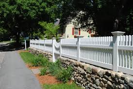 Small Picture home fences designs design ideas plus various outside wall fencing
