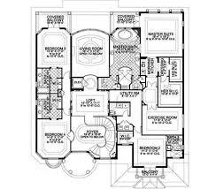 100 [ House Plans Two Master Suites e Story ]