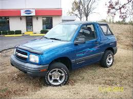 kcraptor82 2000 Chevrolet TrackerSport Utility Convertible 2D ...