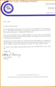 Reference Letter For Teachers 24 Sample Teacher Recommendation Letter Receipt Templates 9