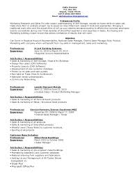 Roles Of A Sales And Marketing Manager Edward Huebner Resume