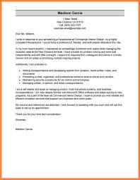 9 Hotel Introduction Letter Sample Bussines Proposal 2017