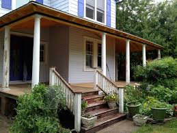 renovating our victorian wrap around porch refinishing the deck stairs siding and front doors