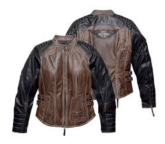 harley davidson reg women s capitol leather jacket