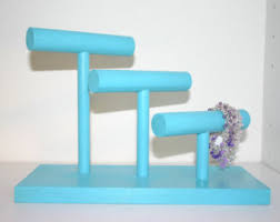 Jewelry Stands And Displays Handmade Bracelet Holder Jewelry Display Organizer Wood 100 86