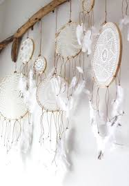 Make Your Own Dream Catchers Impressive Make Your Own Dreamcatcher DIY Doily Dreamcatchers Instructions