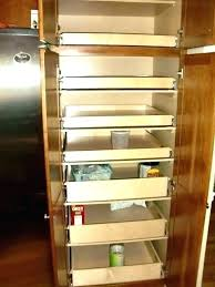 diy pull out pantry shelves kitchen cabinets roll out shelves kitchen roll out shelves slide out