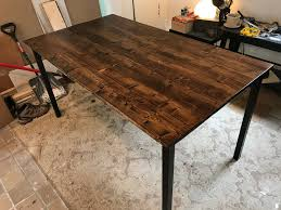 ikea patio furniture. My Mom Gave Me The Idea To Make A Wood Top For It And Turn Into Dining Room Table - So I Did! Ikea Patio Furniture