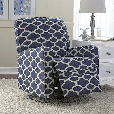 rocker recliner swivel chairs costco lovely leo blue nursery swivel glider recliner chair is handcrafted using