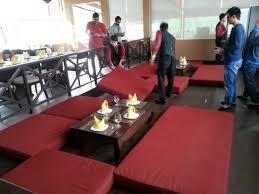 floor seating. Simple Seating Ganesha Ek Sanskriti Ubud Floor Seating With I
