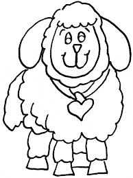 Small Picture Sheep coloring page Animals Town Animal color sheets Sheep picture