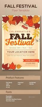 Fall Festival Flyers Template Free Fall Festival Flyer Templates Free Best Business Template Regarding