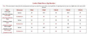 Hsn Size Chart Ladies Sizes Chart Coolmine Community School