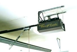 low clearance garage door opener ng overhead headroom kit ceiling hugger droom union sectional genie