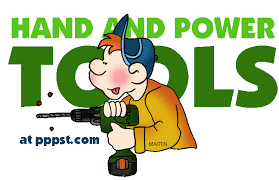 hand tool safety posters. hand and power tools tool safety posters