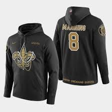 Saints Nfl Men's Fan Jersey Hoodie Orleans Store New