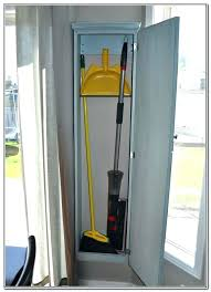 free standing broom closet corner for organizing brooms and other cleaning tools how to build ikea