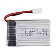 <b>Аккумулятор Syma LiPo</b> 3.7V 500mAh (для Syma X5) - X5SC-10