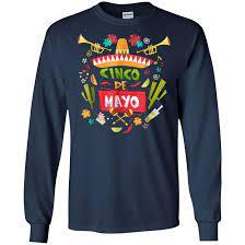 Cinco de Mayo shirt Fan Tee Party ...
